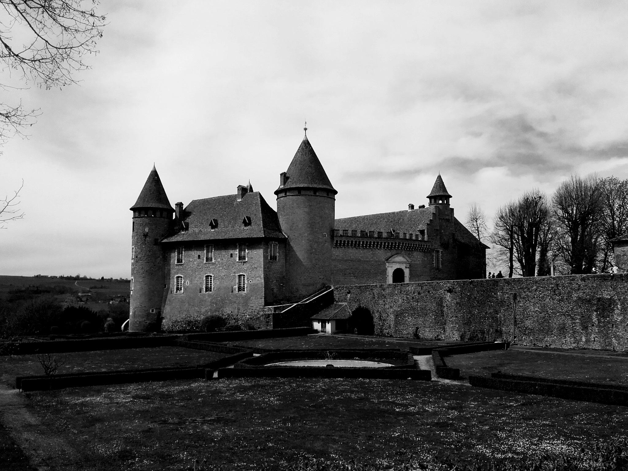 Carte de france des Châteaux et Monuments - Notrebellefrance