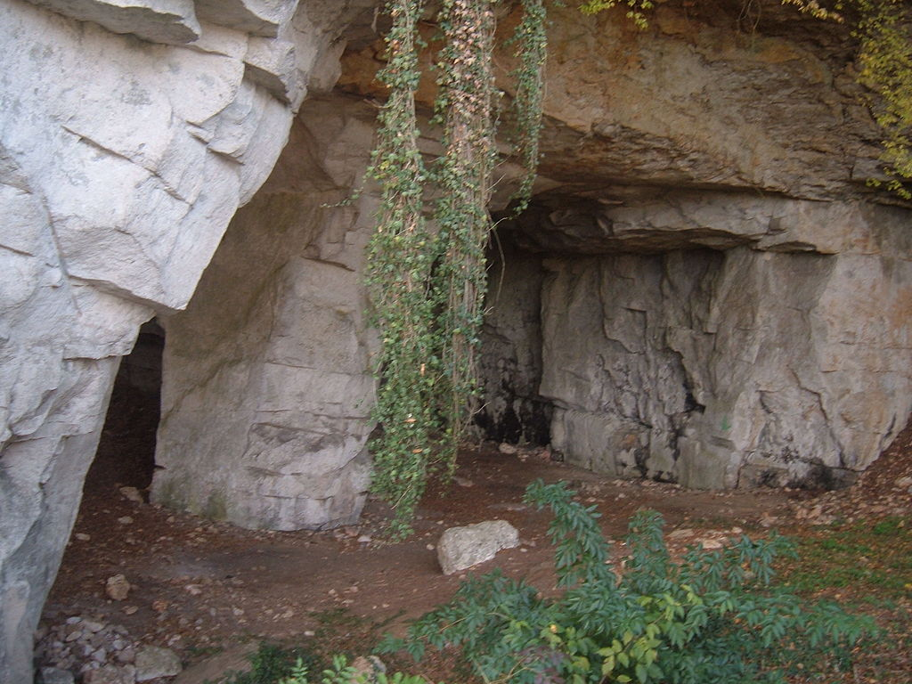 Grottes de la Falouse