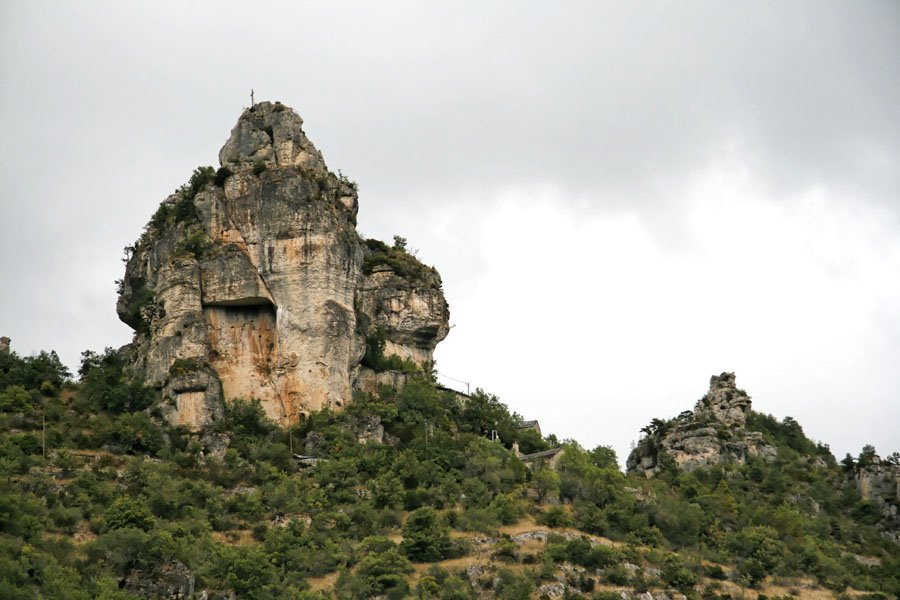 Le Rocher de Capluc