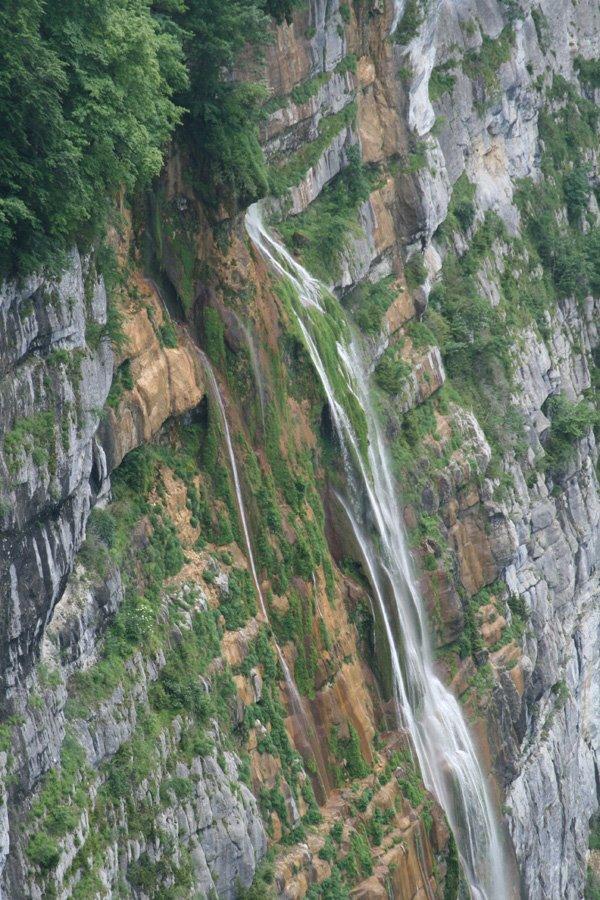 La Cascade de Moulins Marquis