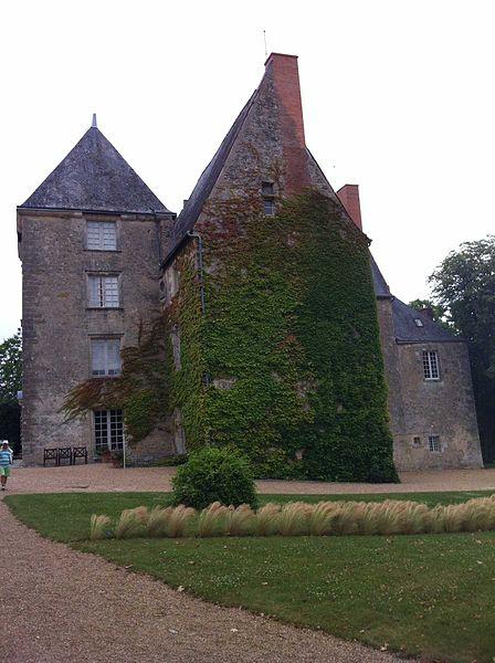 Musée Balzac de Saché By Agota CC BY-SA 3.0 via Wikimedia Commons