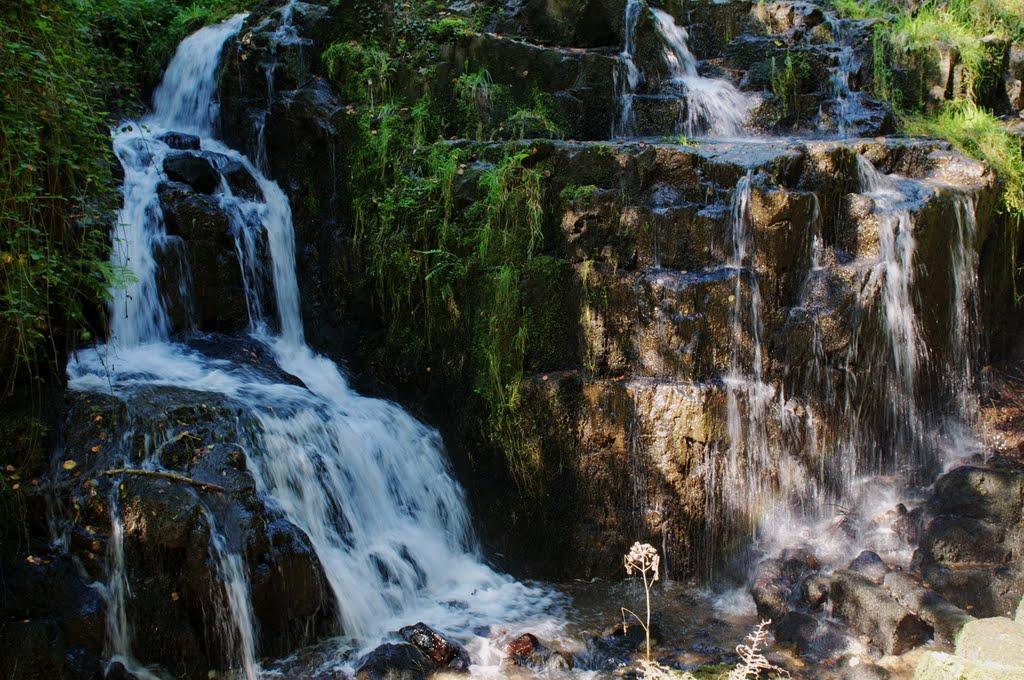 La Petite Cascade de Mortain