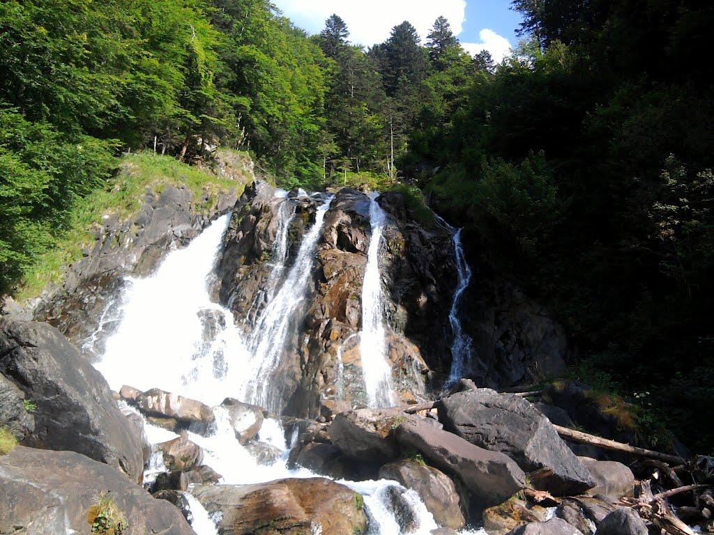 La Cascade du Lutour