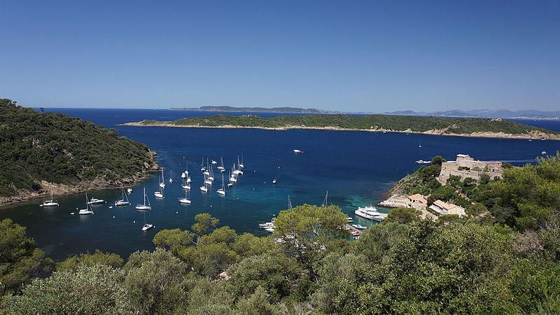 île de Port-Cros By Vadim Shlyakhov CC BY-SA 4.0 via Wikimedia Commons