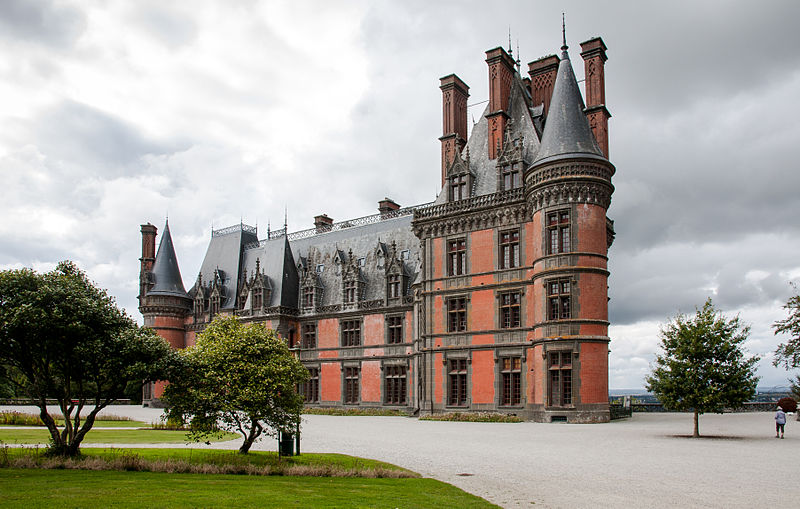 Domaine de Trevarez Par Jean-François Gornet (Château de Trévarez) CC BY-SA 2.0 via Wikimedia Commons