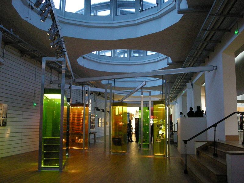 Cité nationale de l'histoire de l'immigration By Ji-Elle (Own work) [Public domain], via Wikimedia Commons
