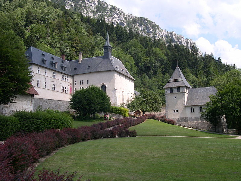 Musée de la Grande Chartreuse By Floriel (UTC) (Own work) via Wikimedia Commons