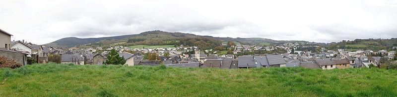 Les Monts de Lacaune By Fagairolles 34 CC BY-SA 3.0 via Wikimedia Commons
