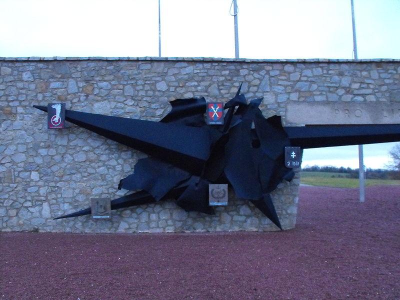 Mémorial de Mont-Ormel CC-BY-SA-3.0 or CC BY 2.5via Wikimedia Commons