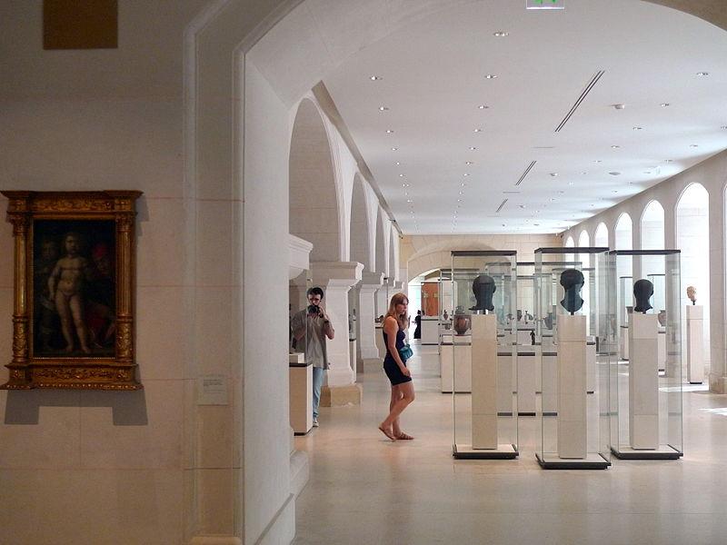 Musée du Petit Palais By jean-louis Zimmermann from Moulins, FRANCE CC BY 2.0 via Wikimedia Commons