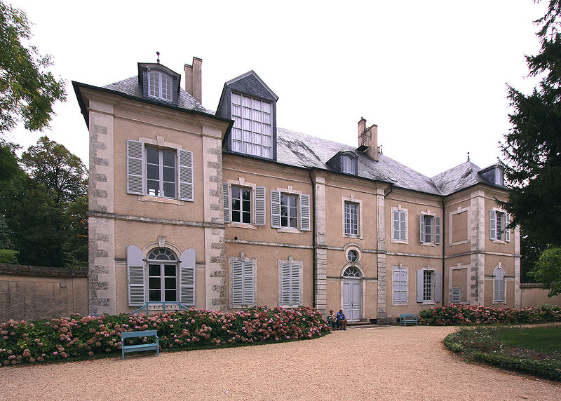 Le domaine de George Sand à Nohant By Manfred Heyde CC BY-SA 3.0 via Wikimedia Commons