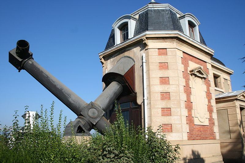 Observatoire de Lyon By Denys (fr) (Own work) GFDL via Wikimedia Commons