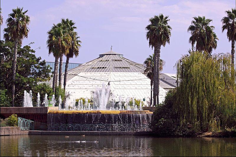 Parc Phoenix By GLOBI CC BY-SA 2.0 via Wikimedia Commons
