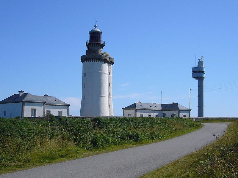 Phare du Stiff By Guy Bernard CC BY-SA 3.0 via Wikimedia Commons