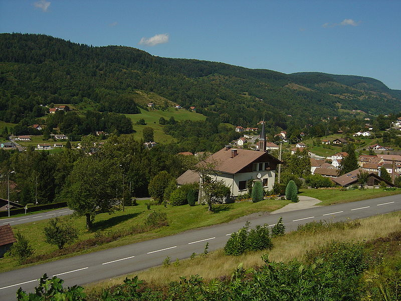 Saint Maurice sur Moselle By Anthospace CC BY-SA 3.0 via Wikimedia Commons