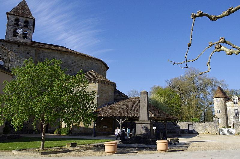 Saint-Jean-de-Côle
