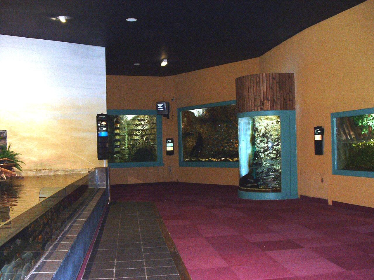 Aquarium de Lourdes