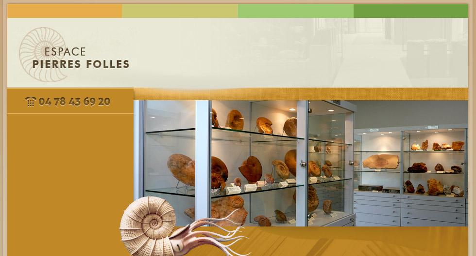 Musée Espace Pierres Folles
