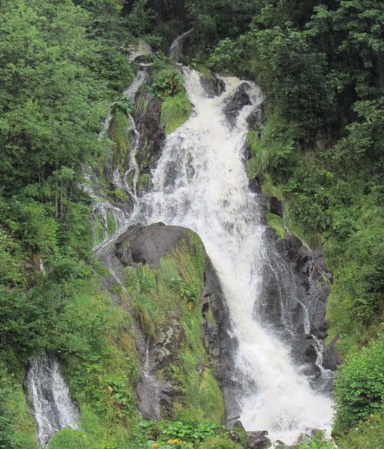 La cascade de Voissières