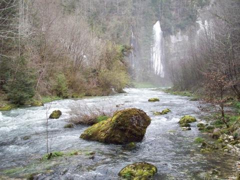 Gorges de Flumen