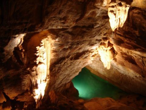 la Grotte du Trabuc