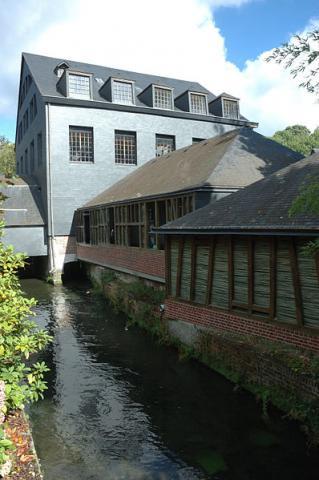 Musée Industriel de la Corderie Vallois By Odenel (Own work) CC BY-SA 3.0  via Wikimedia Commons