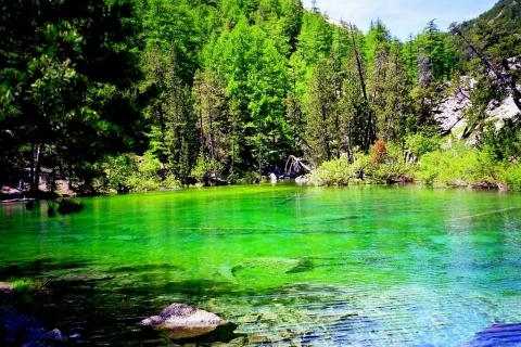 Le Lac Vert (Lago Verde)