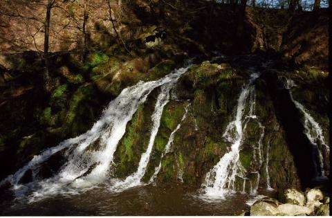 Cascade de Blangy à Hirson