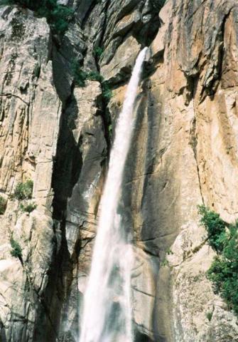 La cascade de Piscia di Gallo