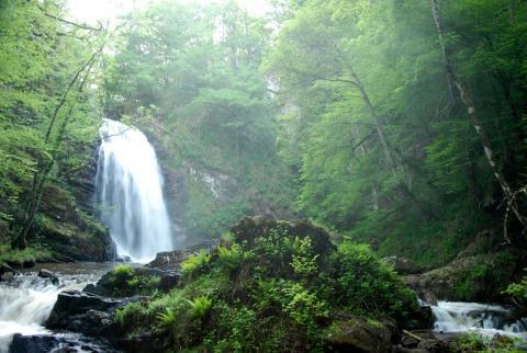 Les cascades de Murel