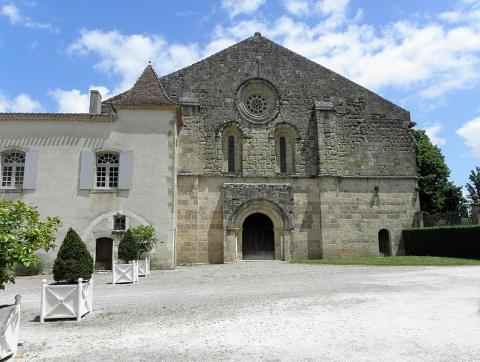 Abbaye de Flaran By GO69 CC BY-SA 3.0 via Wikimedia Commons