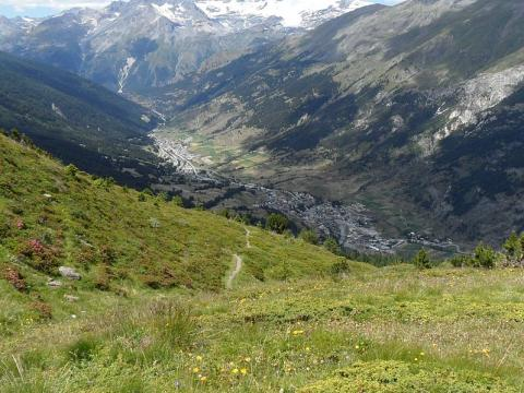 Val Cenis Vanoise By Remontees CC BY-SA 3.0 via Wikimedia Commons