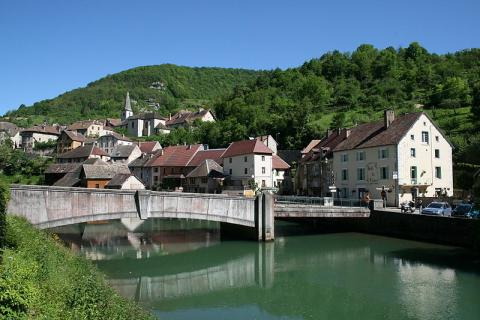 La village de Lods (source: wiki)