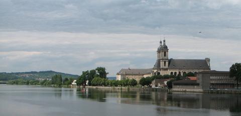 Abbaye des Prémontrés Par TCY CC BY-SA 3.0 via Wikimedia Commons