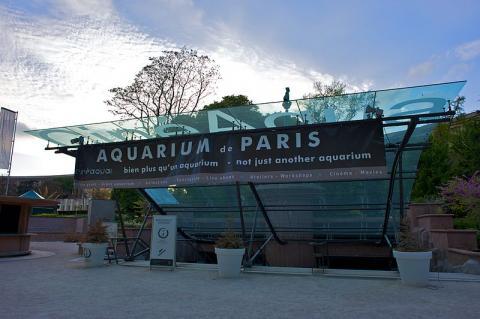 Aquarium de Paris - Cineaqua By Daniel Stockman from Seattle, WA, USA via Wikimedia Commons