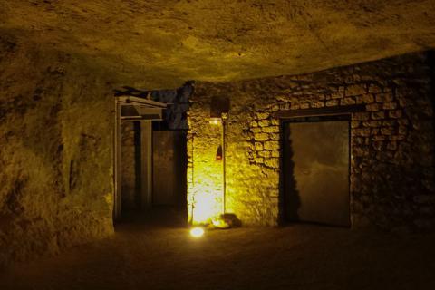 La Caverne du Dragon By Poudou99 CC BY-SA 3.0 via Wikimedia Commons