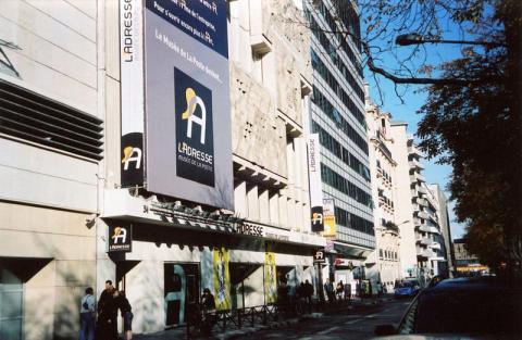 L'Adresse Musée de la Poste By Musée de la Poste (Musée de la Poste) CC BY-SA 4.0-3.0-2.5-2.0-1.0 via Wikimedia Commons