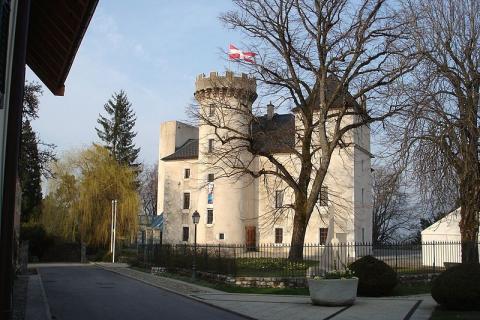 la Cité médiévale de La Roche sur Foron By Zivax CC BY-SA 3.0 via Wikimedia Commons