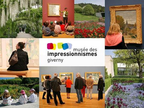 Musée des impressionnismes Giverny By Mdig (Own work) CC BY-SA 3.0 via Wikimedia Commons