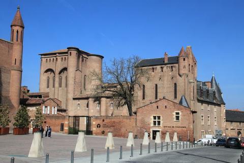 Musée Toulouse-Lautrec Par Caroline Léna Becker CC BY 3.0 via Wikimedia Commons