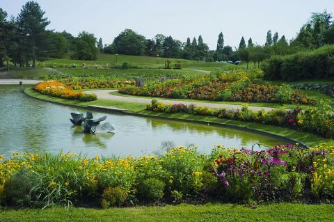 Parc Floral de Paris Par Alexandre Vialle CC BY 2.0 via Wikimedia Commons