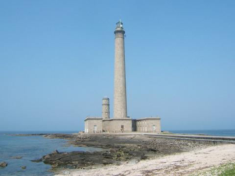 Phare de Gatteville By Rundvald via Wikimedia Commons