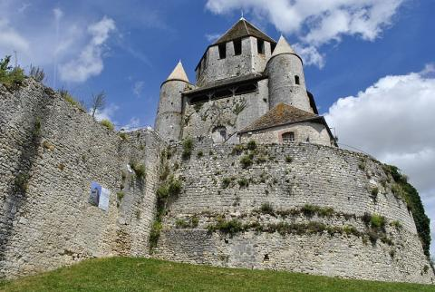 Tour César (Provins) Par Tatiana Decrocq CC BY-SA 3.0 via Wikimedia Commons
