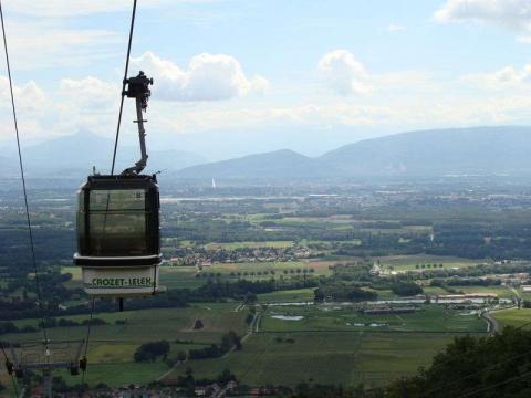 Télécabine de la Faucille photo de paysdegex-lafaucille.com