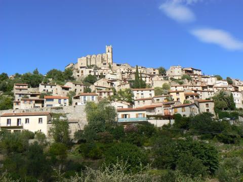 Le village d'Eus