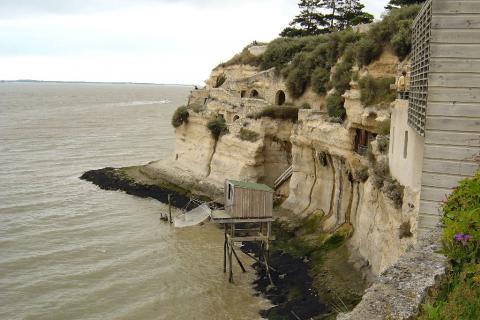 Grottes de Régulus à Meschers sur gironde