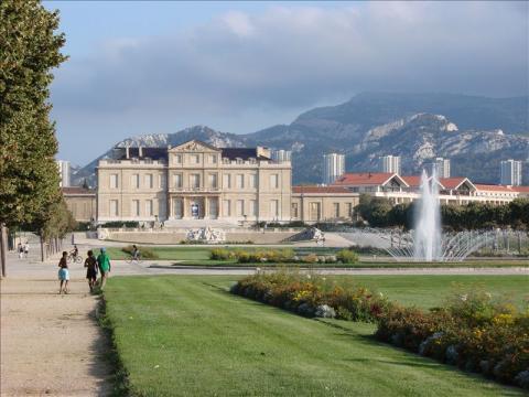 Le Parc Borély By JohnLuke CC BY 3.0 via Wikimedia Commons