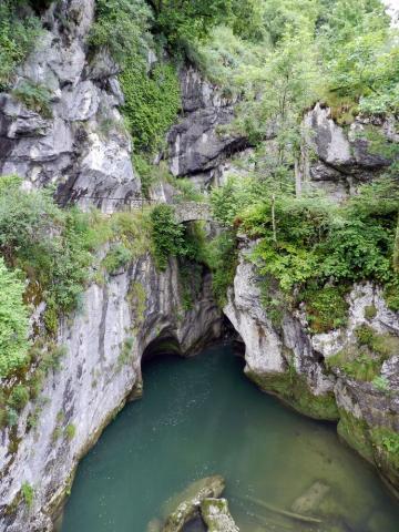 Le Site du Pont Saint-Martin