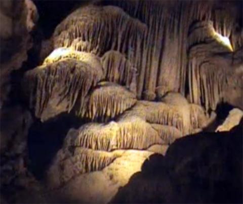 La Grotte de bellevue à Marcilhac-sur-Célé