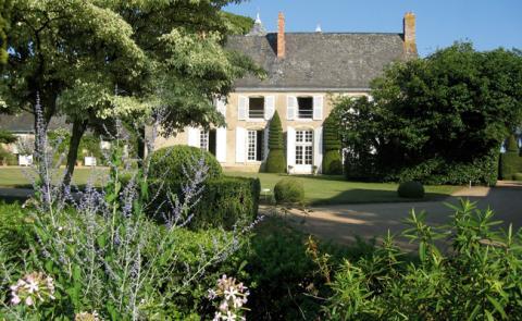 Les Jardins du Manoir de La Massonnière By Jardin de La Massonnière CC BY-SA 3.0 via Wikimedia Commons